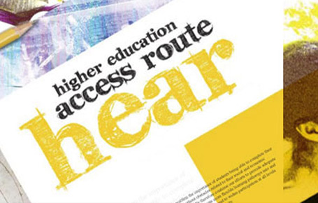 Now Accepting Applications: Higher Education Access Route (HEAR)