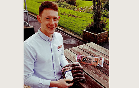 4th Year Student Wins Top Prize at London's Great Taste Award