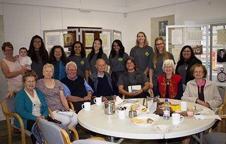 Californian Nursing Students visit Leitrim and Sligo