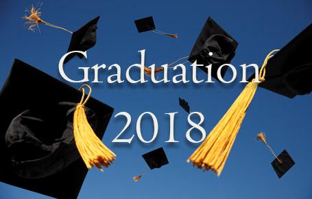 Graduation 2018 Ceremony Details