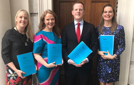 Home Economics Department welcomes recommendations made by Report of the Joint Oireachtas Committee on Children and Youth Affairs on Childhood Obesity