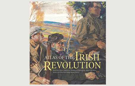 St Angela's Lecturer Features in RTE Documentary - The Irish Revolution