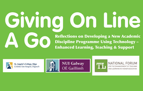 Giving On Line A Go Seminar 29th May 2019