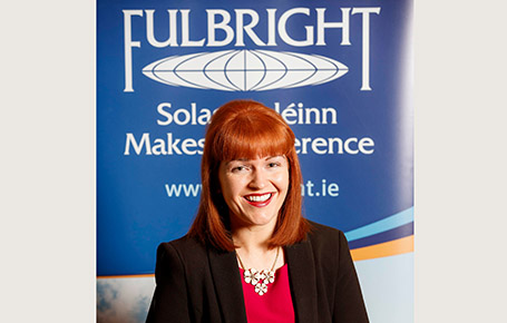 St. Angela's College graduate receives Fulbright Irish Award